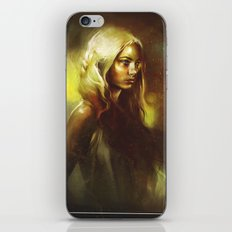 Fireflies iPhone & iPod Skin