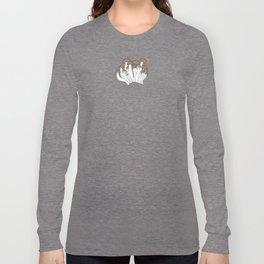 Beech Mushrooms Long Sleeve T-shirt