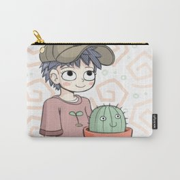Cactus Gal Carry-All Pouch