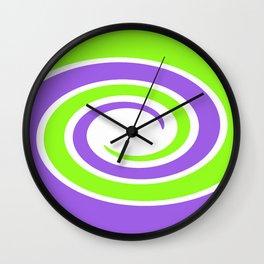 Joker swirl Wall Clock