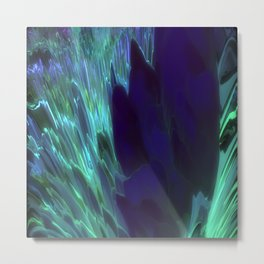 Green River Sheen Metal Print