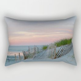 Sunset on Cape Cod Rectangular Pillow