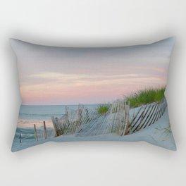 Sunset on Cape Cod Rectangular Pillow