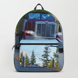 Trans Canada Trucker Backpack
