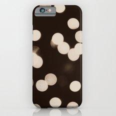 Cool Lights Bokeh Slim Case iPhone 6s