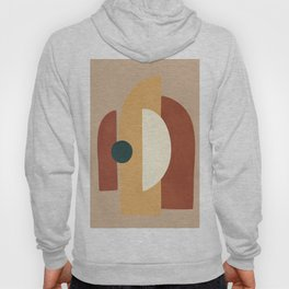 Abstract Shapes No.73 Hoody