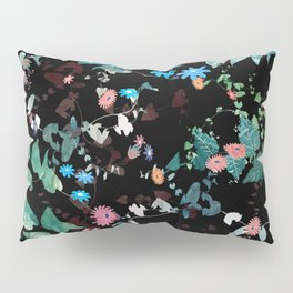 Great Nature Explosion at Night Pillow Sham