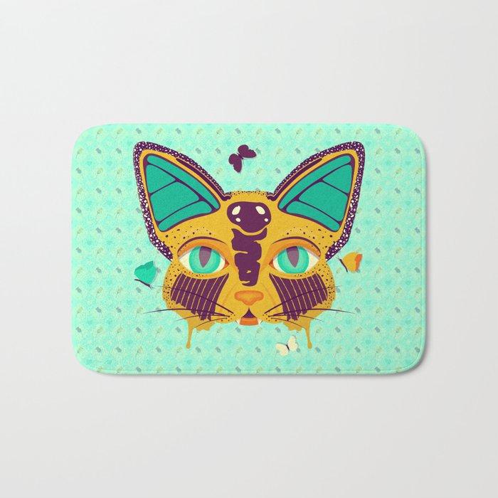 Catterfly Bath Mat