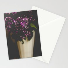 Her Heart Held Secrets Stationery Cards