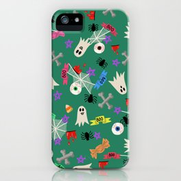 Maybe you're haunted #4 iPhone Case