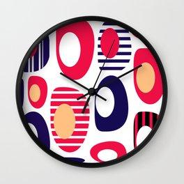 Huge pebbles Wall Clock