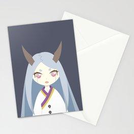 Otsusuki Kaguya Stationery Cards