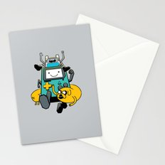 Portable Time! Stationery Cards
