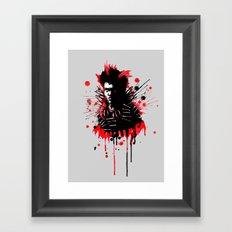 Bangarang Framed Art Print