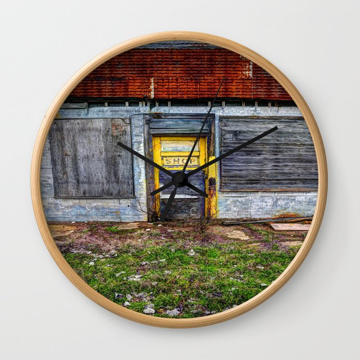 The Shop Wall Clock