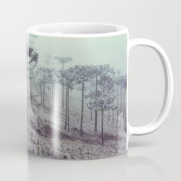 Winter Araucaria Coffee Mug