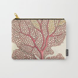 Naturalist Sea Coral Carry-All Pouch