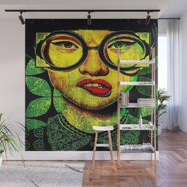 Gafas Wall Mural