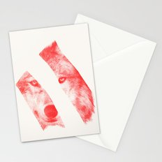 Red by Eric Fan & Garima Dhawan Stationery Cards