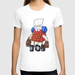 Cunty Typewriter T-shirt