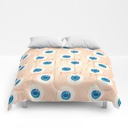 Eye Tiles Comforters
