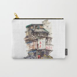 The old birds building Carry-All Pouch