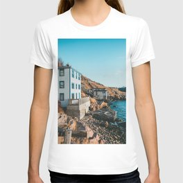 Sunset near the harbour in St. John's, newfoundland, canada T-shirt