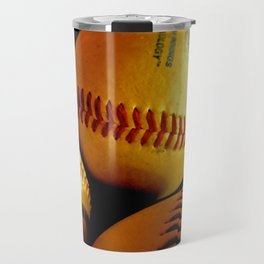 Baseball Days Travel Mug
