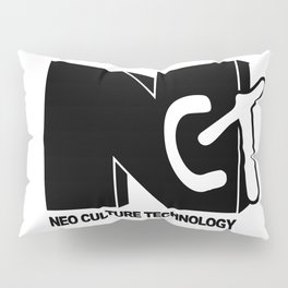NCT Mono logo Pillow Sham