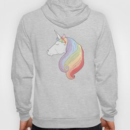 Unicorn Rainbow Hoody