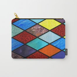 Hopscotch of Colors Carry-All Pouch