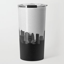 City Skylines: Kansas City (Alternative) Travel Mug