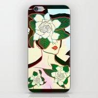 window iPhone & iPod Skins featuring WINDOW by Lorenza Bluetiz