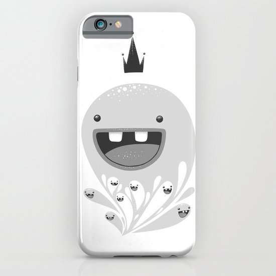 King Lip of the Squiggles iPhone & iPod Case