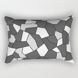 Hard Mosaic 06 Rectangular Pillow
