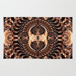 Tribal Mandala Rug