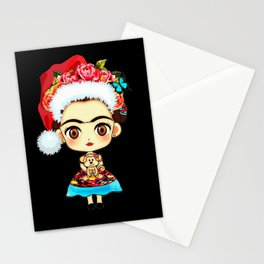 Frida Christmas Stationery Cards