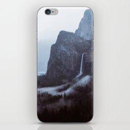 Yosemite Valley Mist iPhone Skin