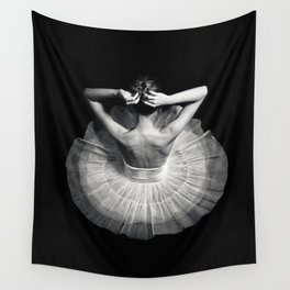 Ready to dance Wall Tapestry