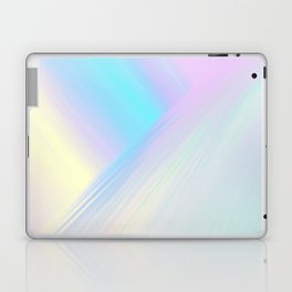Cosmic Light Reflection Laptop & iPad Skin