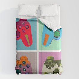 pop_station3 Comforters