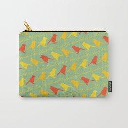 Birds, birds, birds! Carry-All Pouch