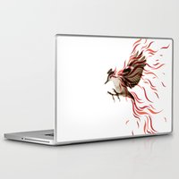 freedom Laptop & iPad Skins featuring freedom by Steven Toang