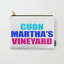 CUON MARTHAs VINEYARD Carry-All Pouch
