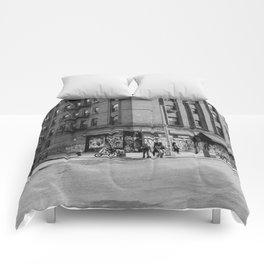 East Village Corner III Comforters