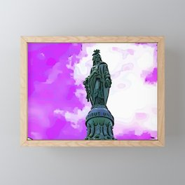 Freedom Framed Mini Art Print