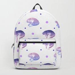 Beautiful Cat Pattern Backpack