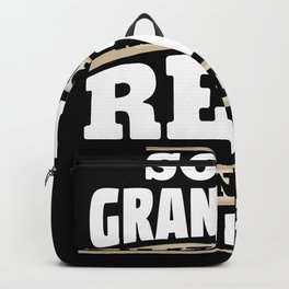 Line Dance Grandmother Backpack