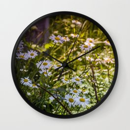 Continuous Matters Wall Clock