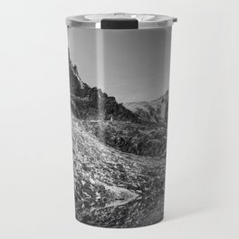 Mont Blanc Lake Travel Mug